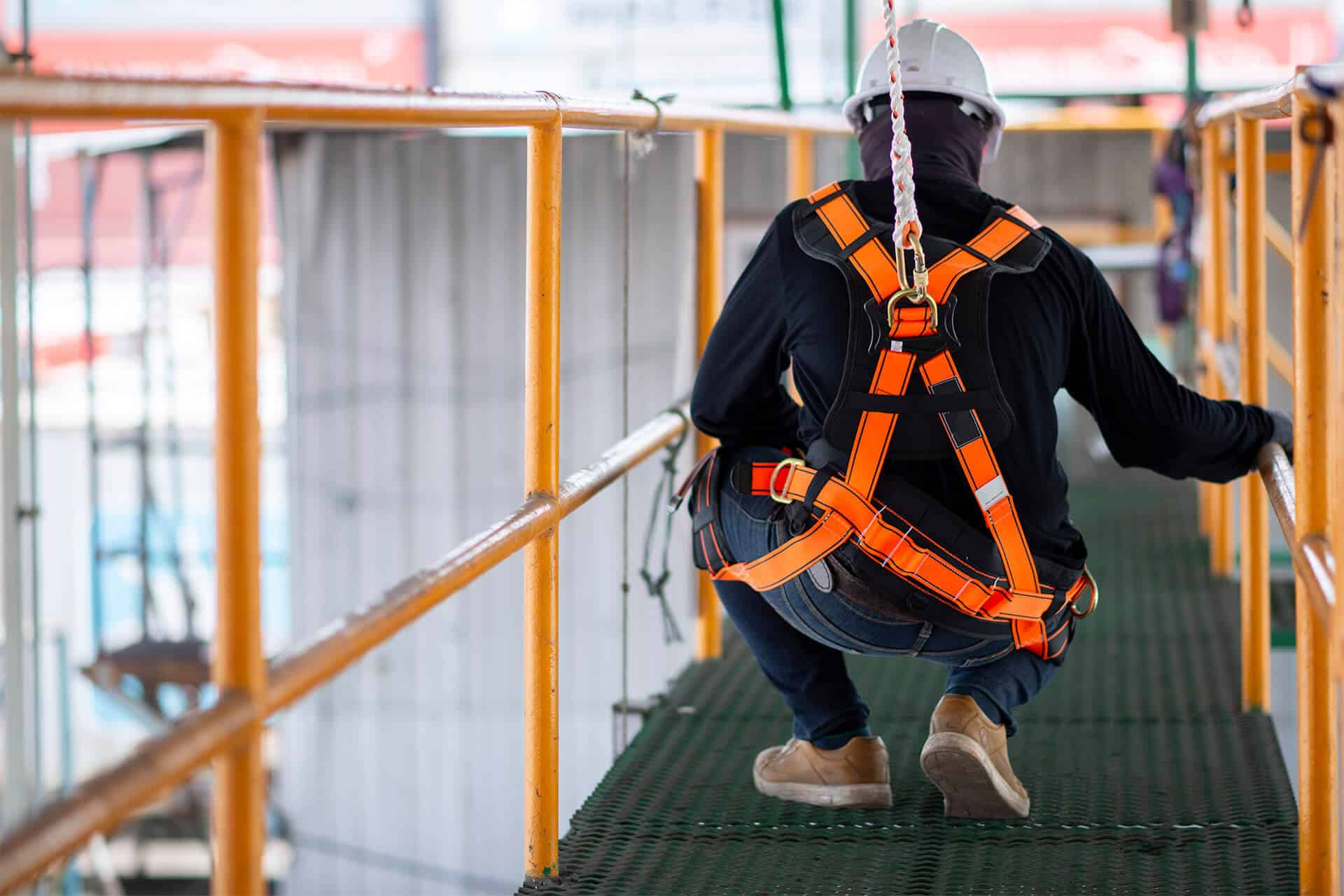 You are currently viewing Fall Protection